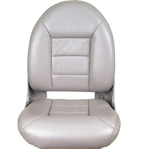 tempress high back navistyle boat seats camo tempress navistyle high back boat seat gray blue