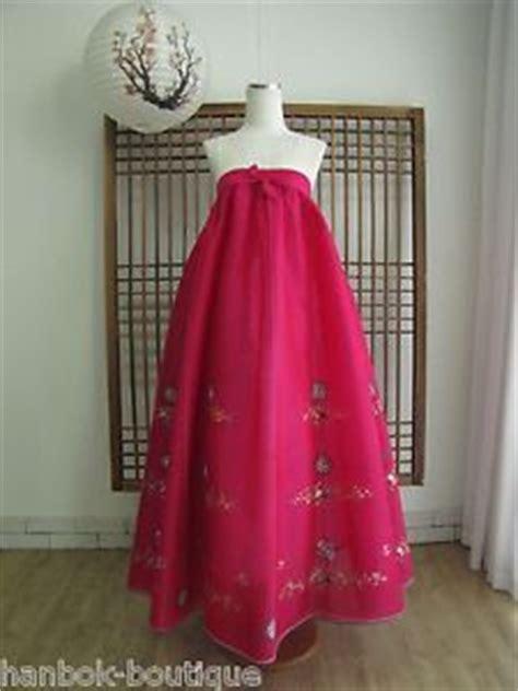 Baju Hanbook Korea hanbok boutique m hanbok skirt chima 157cm korean