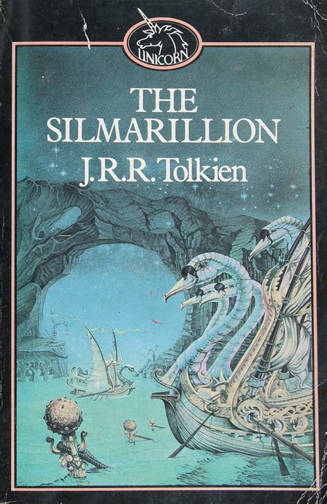 the silmarillion a the silmarillion 1950 today