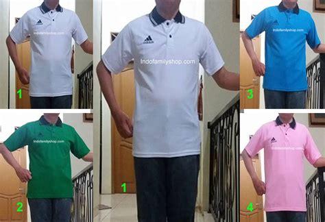 Baju Adidas Cowok baju kaos kerah pria dewasa adidas 21 xl indofamilyshop