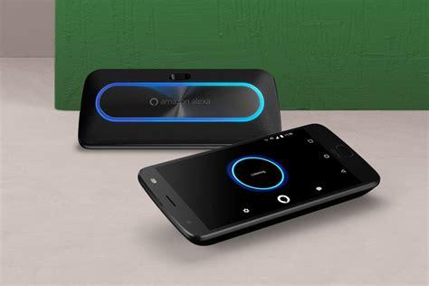 moto smart speaker adds   alexa   smartphone