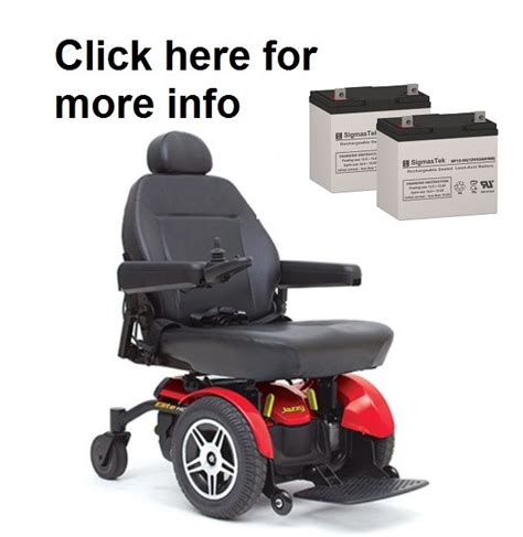 jazzy wheelchair batteries pride mobility jazzy elite hd power wheelchair battery sp12 55