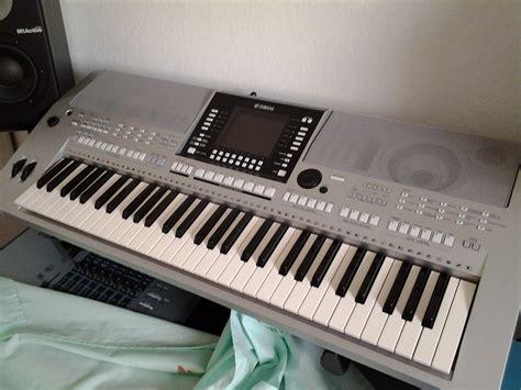 Second Keyboard Yamaha Psr S910 yamaha psr s910 image 722169 audiofanzine