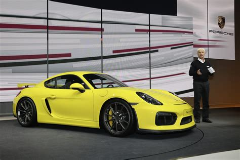 Porsche Gt4rs by Porsche May Make More Cayman Gt4 Rs Version Carscoops