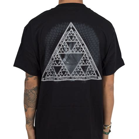Meshuggah 9 T Shirt meshuggah quot faces quot t shirt indiemerchstore
