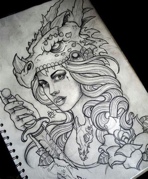 dragon tattoo tumblr designs