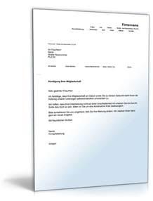Musterbriefe An Kunden Best 228 Tigung Einer K 252 Ndigung Rechtssicheres Muster Downloaden