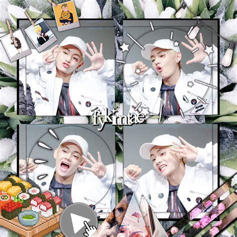 video fan edit apps fan edit kim taehyung amino