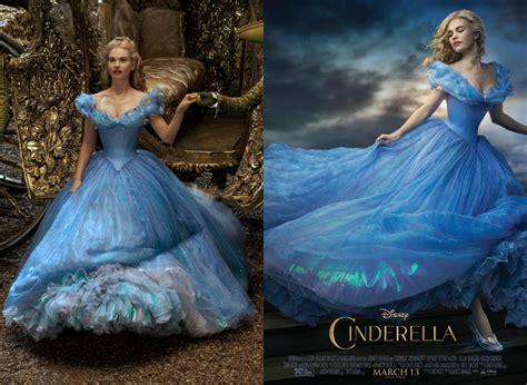 cinderella film waist did disney photoshop cinderella s waist lily james waist