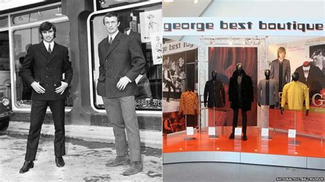 george best boutique news he suits he scores football and fashion in focus