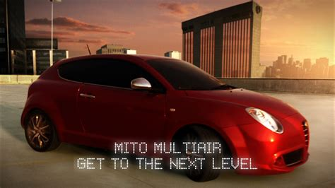 alfa mito space invaders commercial photo 1 7452