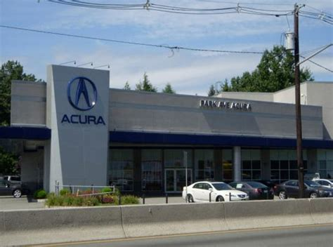park ave acura park ave acura rochelle park nj 07662 car dealership
