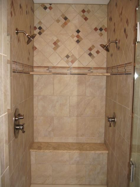 Two In One Shower by Master Bathroom Two Person Walk In Shower Stall Glass