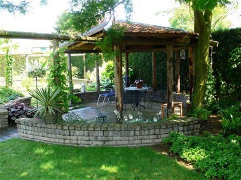 Pavillon Einrichten by Pavillon Garten In Haalderen Wohnideen Einrichten