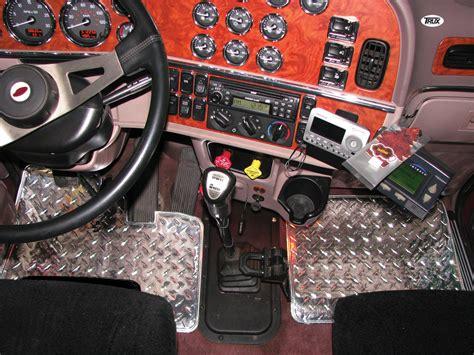 Truck Interior Parts by Peterbilt Interior Accessories