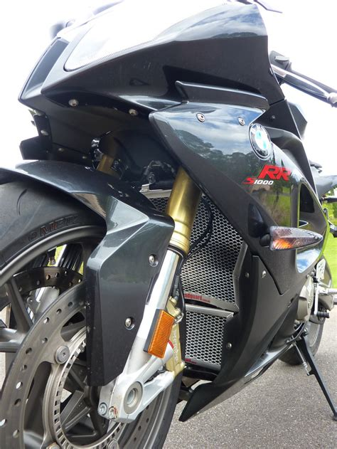 Lis Radiator R Rr Stenlis Bmw S1000rr Hp4 Radguard Radiator Guard Protector