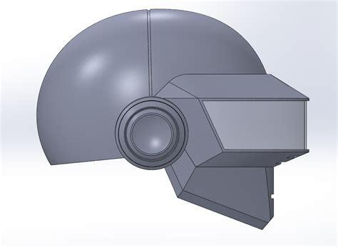 uiproductions daft helmet