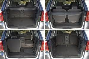 Opel Zafira Interior Dimensions Related Keywords Suggestions For Opel Zafira Luggage