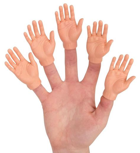 to finger finger hands we all need a hand why not have ten tiny