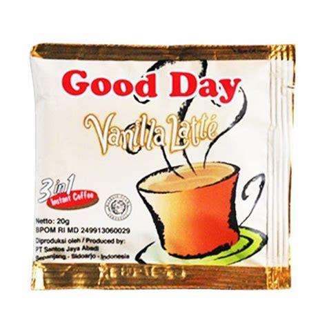 Day Vanilla Latte 10 Sachet Jual Daily Deals Day Kopi 3 In 1 Vanilla Latte