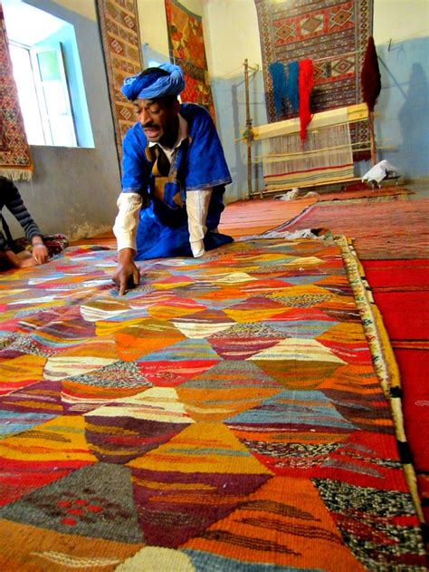buying rugs in morocco morocco mondays the of haggling at a berber rug cooperative club narwhal