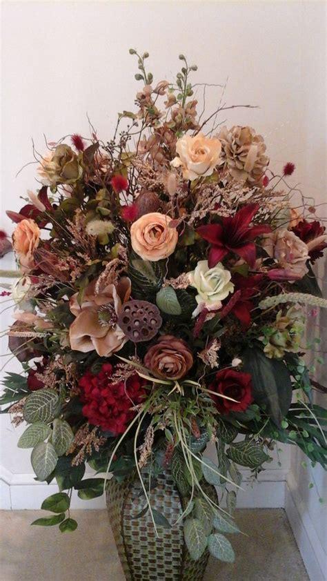 best 25 silk floral arrangements ideas on