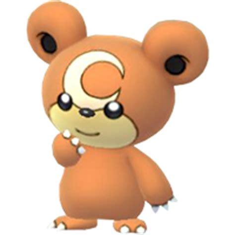 pokemon go teddiursa max cp | evolution | moves | spawn