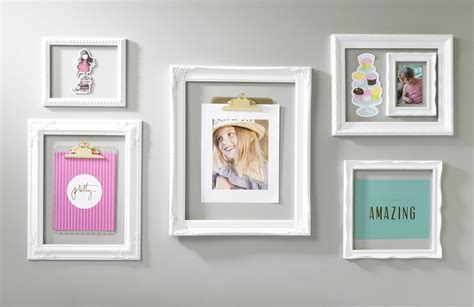 white open frame trendy wall craft warehouse