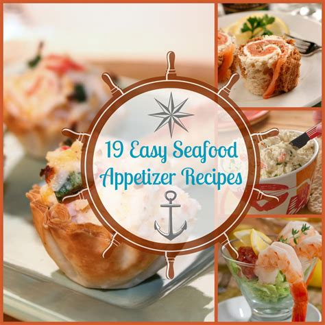 appetizers seafood 19 easy seafood appetizer recipes mrfood