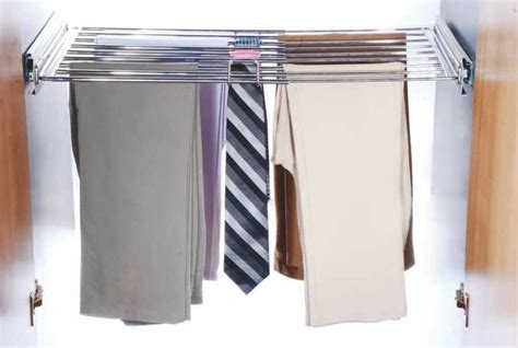tie rack trousers and wardrobes on