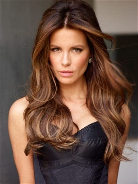 kate beckinsale hair color s hairstyles kate beckinsale multidimensional brown
