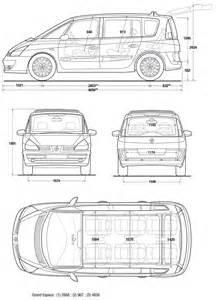 Renault Grand Espace Dimensions Renault Espace Grand Dimensions