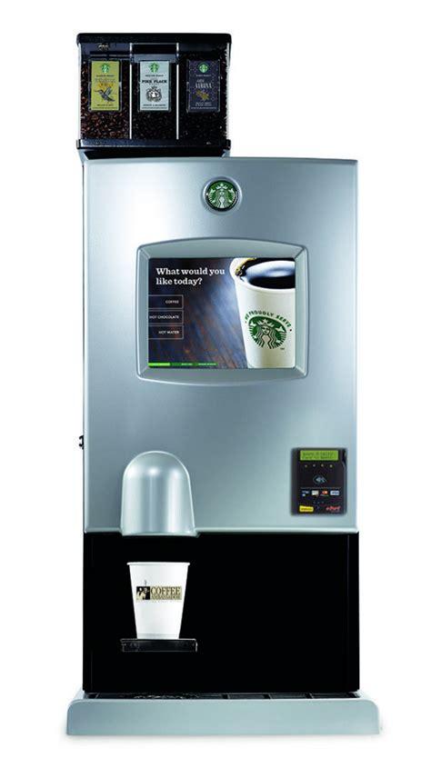 Coffee Vending starbucks coffee vending machine www pixshark