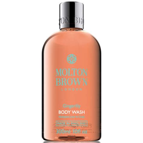 Molton Brown Molto by Molton Brown Gingerlily Wash 300ml Beautyexpert