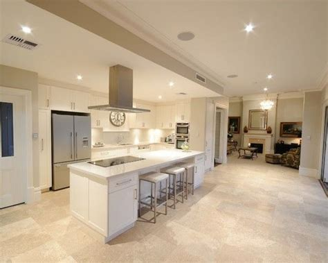 care for tile kitchen floor tile floors travertine 16 quot or 20 quot pavers tumbled ivory