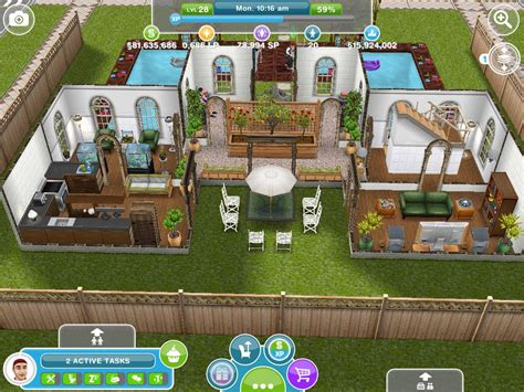 home design games like the sims alec lightwood s interior first floor sims freeplay home design pinterest sims