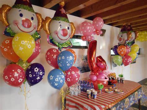 tema a tema festa di compleanno a tema circo