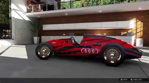 Auto D by Forza Motorsport 5 Audi Auto Union Type D 1939