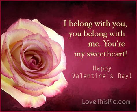 happy valentines day sweetheart you re my sweetheart happy s day pictures