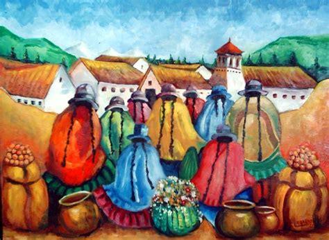 cuadros de pintores argentinos pinturas del norte argentino buscar con google