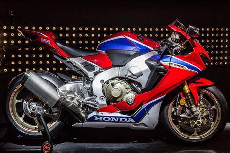 cbr bike show 2017 honda cbr1000rr sp2 hrc order cancelled the other