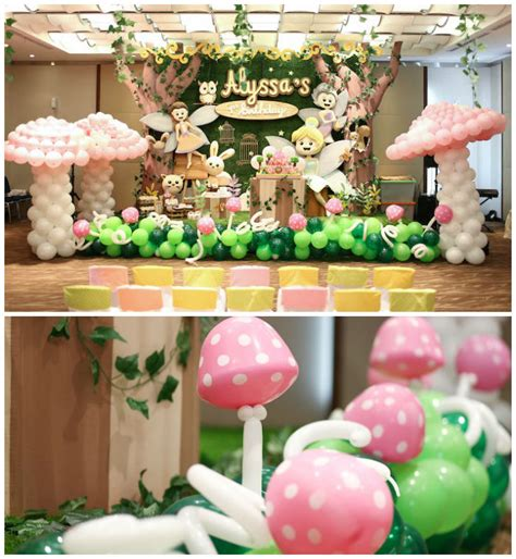 Kara s party ideas fairy garden 1st birthday party kara s party ideas