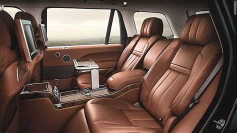 customized range rover interior ot ballers land rover unveils 245 000 suv