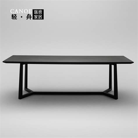 Rectangular Dining Table Dimensions Swiss Homes Modern Minimalist Rectangular Dining Table Size Units Can Be Customized Solid Wood