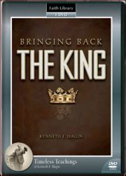 bring back the king the new science of de extinction bloomsbury sigma books bringing back the king by kenneth hagin dvd