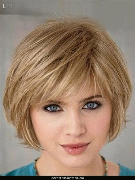 shorter hairstyles for slim women short hairstyles for thin hair latestfashiontips com