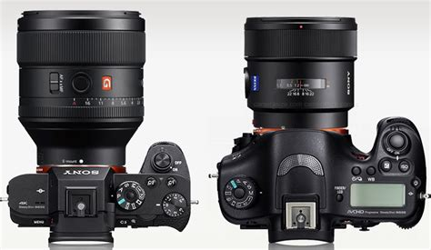 sony frame mirrorless why sony s frame pro mirrorless was a fatal mistake