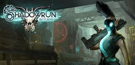 shadowrun returns apk v1 2 6 - Shadowrun Returns Apk
