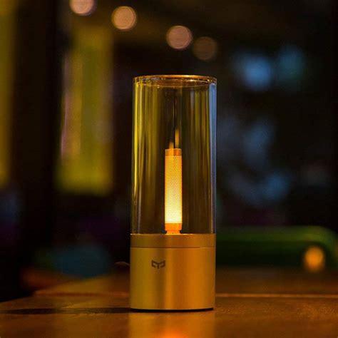 candela led yeelight candela rechargeable led candle light for cozy