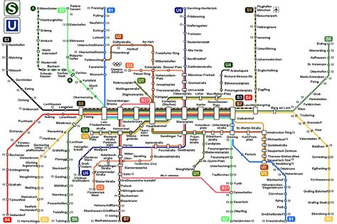 munich map on the road in bavaria day nine mostly in munich baggage will travel